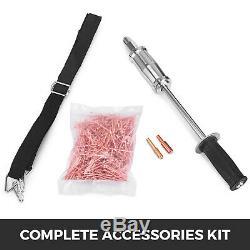 110V Dent Repair Stud Welder Kit JO1050 Auto Spot Puller Plus 1000 Stud Gun