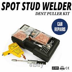 110V Spotter 5500 Stinger Stud Welder Kit 110V 800VA Stud Gun Dent Puller