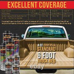 33446 Desert Tan T80 Urethane Spray-On Truck Bed Liner, 2 Gallon Spray Gun Kit