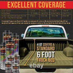 34089 Olive Green T74 Urethane Spray-On Truck Bed Liner, 2 Gallon Spray Gun Kit