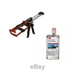 3M 08115 Panel Bonding Adhesive with 08571 Applicator Gun Kit Price- 1 Each