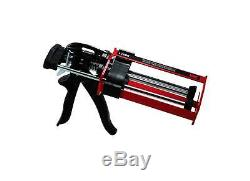 3m 08115 Panel Adhesive, 08571 Manual Applicator Gun & a 6-pack of 08194 nozzles