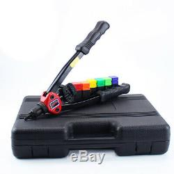 900pcs Rivet Nut Gun Kit Rivnut Setting Tools Nut Setter Tool Hand Blind Riveter