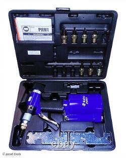 AIR RIVET NUT SETTING KIT rivet gun sheet metal rivnut thread inserting tool