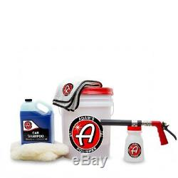 Adam's Polishes Adam's Premium Foam Gun Car Wash Kit