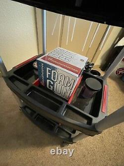 Adams Polishes Bundle Kit Cart Foam Gun Detail Sprays Microfiber Towels