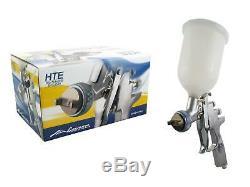 Anest Iwata AZ3 HTE2 1.3mm Gravity Spray Gun + Akulon Cup & Gun Cleaning Kit