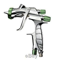 Anest Iwata LS400 1.3mm ET Base & WS400 1.3mm HD Clear Twin Super Kit Spray Gun