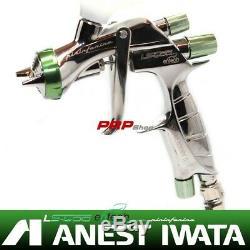 Anest Iwata LS-400 Entech ETS Supernova PRO KIT Professional Spray Gun