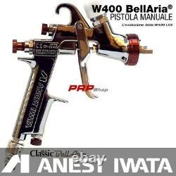 Anest Iwata W400 BellAria Classic Plus PRO KIT 1.3 mm Professional Spray Gun