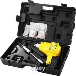 Auto Stud Welder Starter Kit Hammer Gun Spotter Stud Pulling Mounted Tool PRO