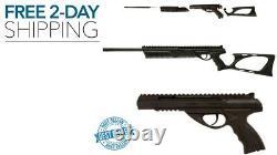 BB GUN AIR PISTOL RIFLE KIT CO2 Powered Hunting. 177Cal 3 in 1 Umarex Morph NEW