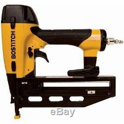 BOSTITCH FN1664K 1-1/4 to 2-1/2 16GA Finish Air Nailer Nail Gun Kit