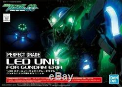 Bandai Gundam 5055867 160 PG LED UNIT EXIA GUN