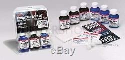Birchwood Casey COMPLETE Perma Blue Liquid & Tru-Oil Gun Barrel & Stock Kit
