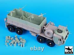 Black Dog 1/35 M977 HEMTT Gun Truck Conversion Set (for Italeri kit) T35071