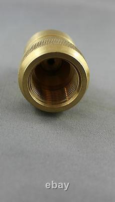 CARAVAN LPG Gas Bottle Filler Gun & Hose Kit & Primus and Companion Adapters