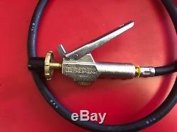 CARAVAN RV HOME LPG Filler Gun & Hose Automotive Decanting kit + Car Adaptor