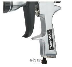 Car Automotive Paint Painter Air Spray Gun Kit Husky HVLP Standard Gravity Feed