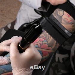 Complete Tattoo Kit Motor Pen Machine Gun Inks Power Supply Needles Cartridges