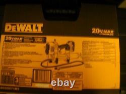 DEWALT DCGG571M1 20V MAX Li-Ion Grease Gun Kit Cordless New