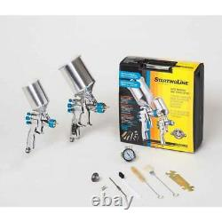 DeVilbiss StartingLine Auto Painting and Touch up Kit 802342 Paint Spray Gun
