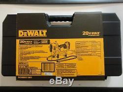 DeWalt DCGG571M1 20V 20 Volt MAX 4.0 AH Lithium Ion Cordless Grease Gun Kit NEW