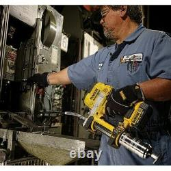 Dewalt DCGG571M2 18v XR Cordless Li-Ion Grease Gun + 2 x 4.0Ah Battery, Case