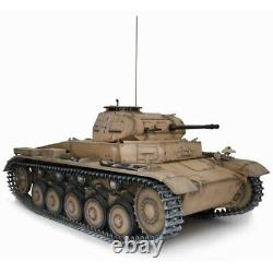 Dragon 1/6 Scale 12 WWII German Panzer Pz. Kpfw. II Ausf. C Tank Kit 75045