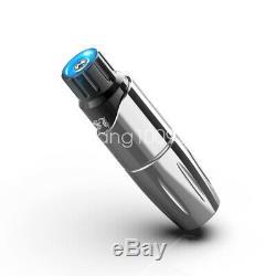 Dragonhawk Mast Tattoo Machine Gun Set Kit 2 pcs Motor Rotary Pen Power Needle Q
