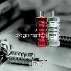 Dragonhawk Tattoo Kit 4 Machine Gun 40 Color Ink Power Supply Needles Grips Tips