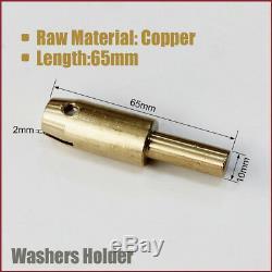 Electric Spot Welding Slide Car Body Stud Welder Gun Dent Repair Kit Dent Puller
