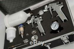 FMT Fast Mover Twin Guns Gravity Spraygun Kit FMT4005