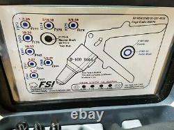 FSI HYDRAULIC BLIND RIVET Kit Riveter Aviation Hydraulic Riveter Gun Kit