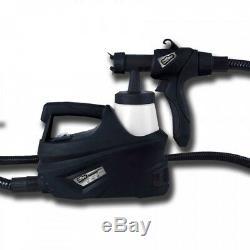 Full Dip Electric HVLP Spray Paint Gun Sprayer Kit for Plasti Dip Liquid Vinyl