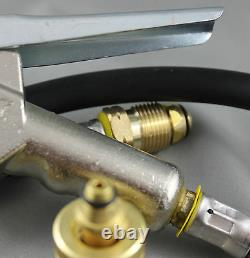 Genuine LPG Gas Bottle Filler Gun & Hose Kit with Primus and Companion Adapters