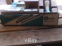 Gun reloading accessorys kit supplies omark industries RCBS single shot reloader