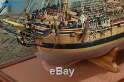 HMS Diana 1794 38 Gun Heavy Frigate Scale 1/64 1180mm 46.4 Wood Model Ship Kit