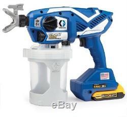 Handheld Cordless Paint Sprayer Replacement Pump Spray Gun Part Accessory Kit