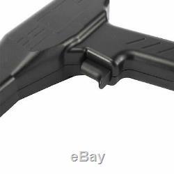Hot Stapler Car Bumper Fender Fairing Welder Gun Plastic Repair Kit + 400 Staple