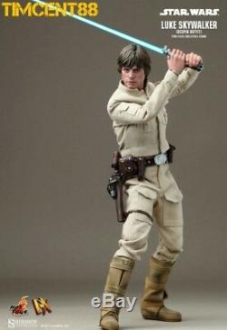Hot Toys DX07 Star Wars Luke Skywalker Bespin Outfit Sideshow Special Sealed New
