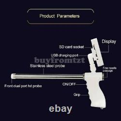 Insemination Kit for Cow Cattle Visual Insemination Gun +Adjustable Screen Basic