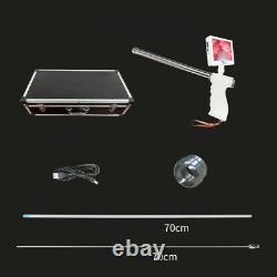 Insemination Kit for Cows Cattle Visual Insemination Gun with Adjustable Screen##