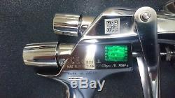 Iwata LS400 1.3 / WS400 1.3 KIT BASE/CLEAR Supernova Spray Guns NEW & AUTHENTIC