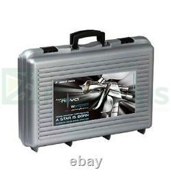 Kit 2 Spray Guns Anest Iwata Evo Supernova Pininfarina Ws400 Base & Clear 1.3 MM