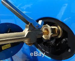 LPG Filler Gun & Hose Automotive Decanting kit with Acme 1 3/4Auto Adpter