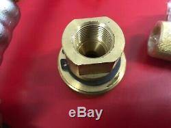 LPG Filler Gun & Hose Car Decanting kit Acme 1 3/4 Auto & Forklift Adapter