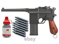 Legends M712 Full-Auto CO2 BB Gun Kit Full Metal 0.177 cal 18rd Mag Blowback