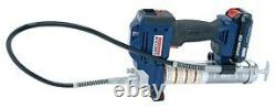 Lincoln 20V Professional PowerLuber Cordless Grease Gun Kit with 2 batteries #1884