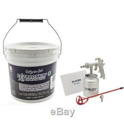 Lizard Skin 1303-1K Ceramic Insulation And Gun Kit Includes Black Ceramic Insul